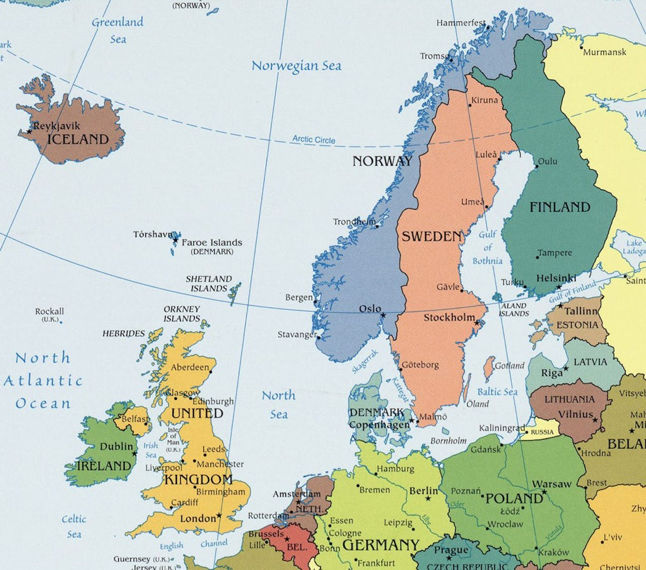 10 Questions about Icelandic Names Answered | Guide to Iceland