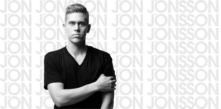 Icelandic Musician Jón Jónsson has one of the most common names in the country.