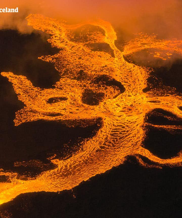 冰岛的火山|冰岛自然百科
