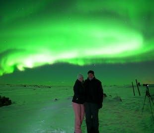 A la caza de la Aurora Boreal   Tour en Super Jeep con Fotógrafo