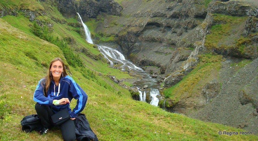 Grundarfoss & Kvernárfoss Waterfalls on the Snæfellsnes Peninsula - the Concert Hall of the Elves