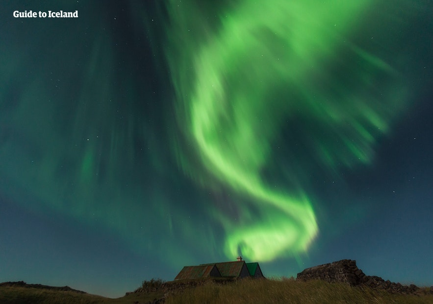 冰島北部北極光旅行團