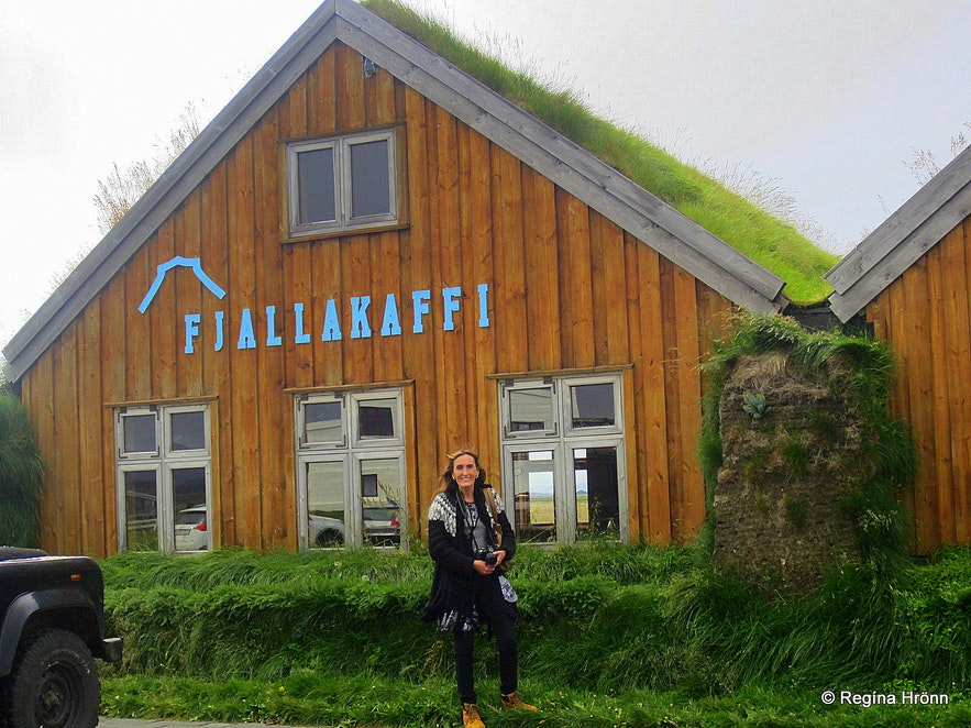 Regína by Fjallakaffi in Möðrudalur