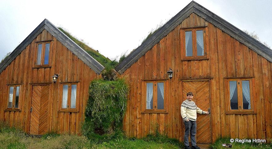 Fjalladýrð lodging Mörðudalur