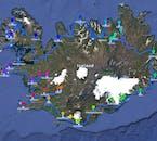 14-дневный бюджетный автотур | Кольцевая дорога Исландии и Западные фьорды