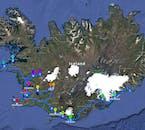 Autotour de 7 jours   Aurores boréales et grotte de glace