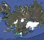 Autotour de 7 jours petit budget | Semaine dans le sud de l'Islande