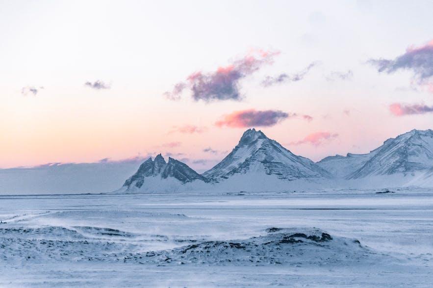 冰島冬季短暫Stopover