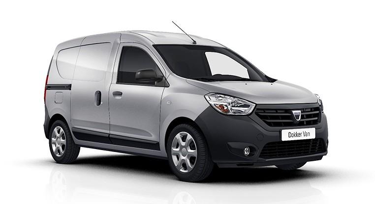 Dacia Dokker Campervan w/Heater 2018