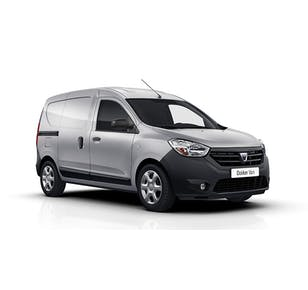 Dacia Dokker Campervan w/Heater 2017