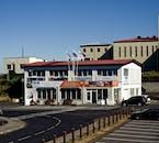 Les bureaux de Seatours, opérant de nombreuses traversées pour les Fjords de l'Ouest