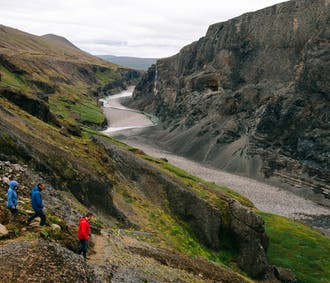 The Waterfall Trail | Hiking Day Tour in East Iceland
