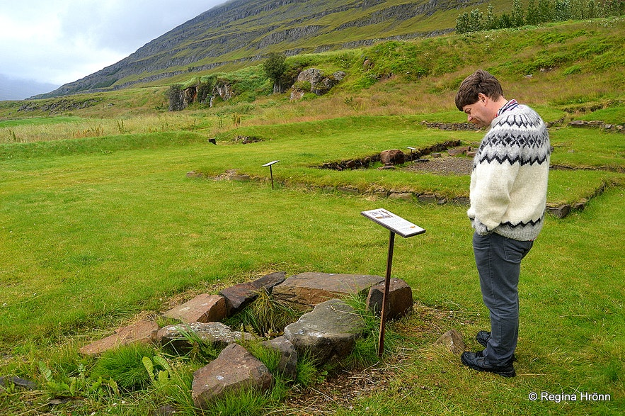 At the Aarchaeological Excavations at Skriðuklaustur