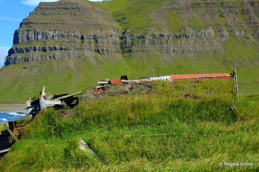Ingjaldssandur Westfjords of Iceland