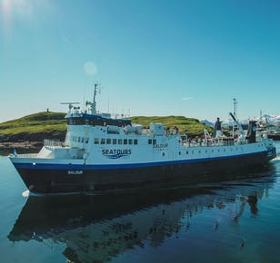 Boat Tours | Guide to Iceland