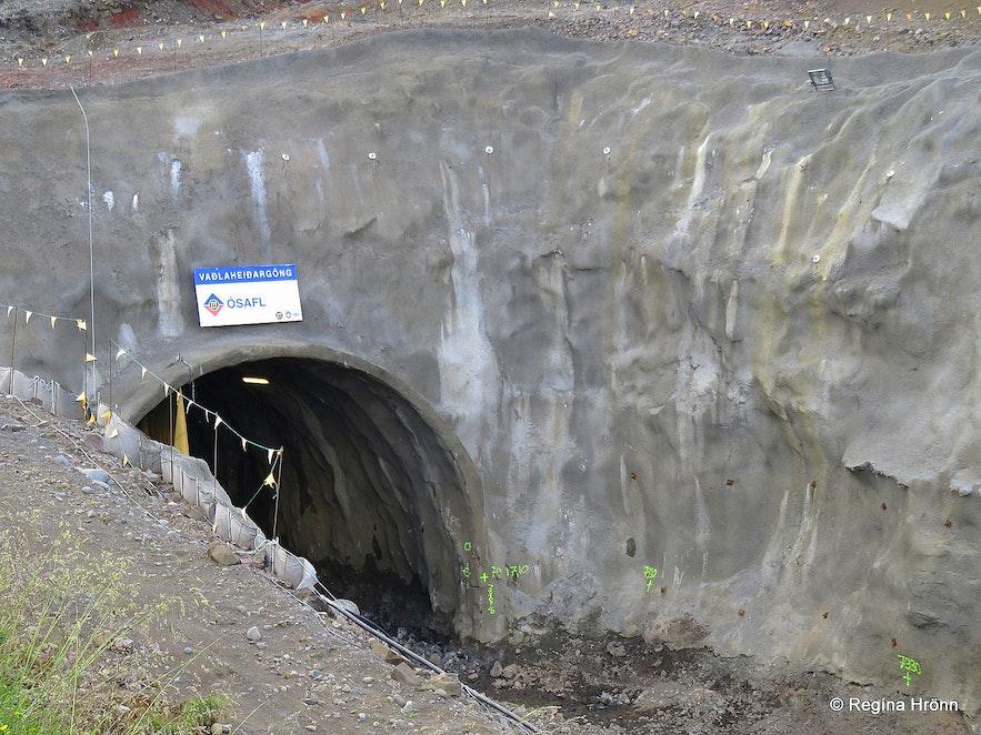 Vaðlaheiðargöng tunnel