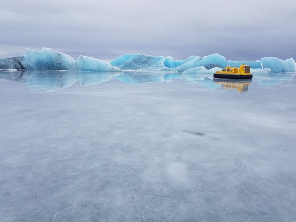 Ice Hover