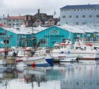 The Old Harbour is a beautiful sight to see.