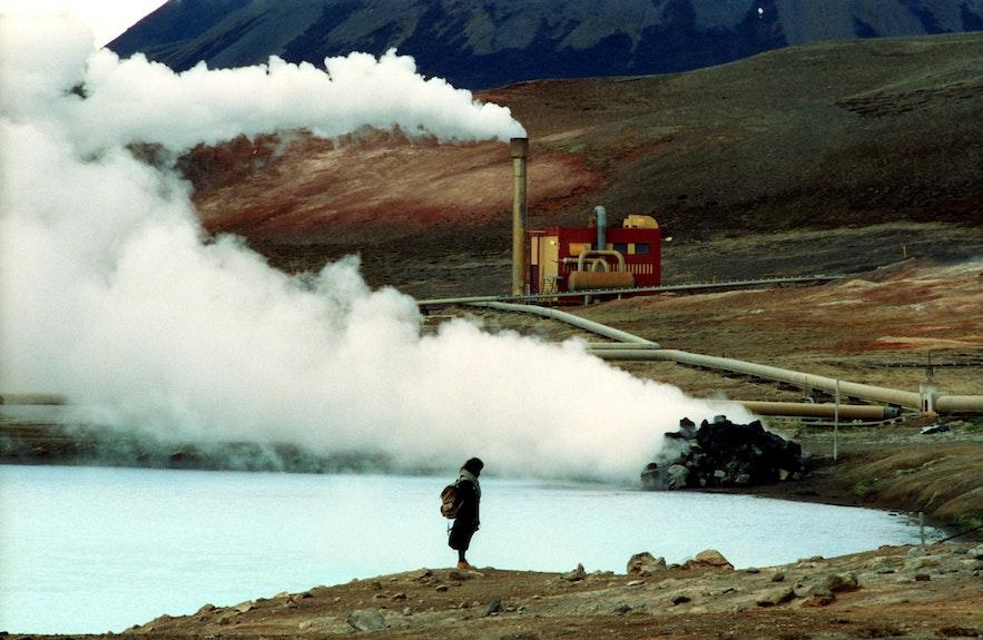 冰島旅遊淡季九月末的景色