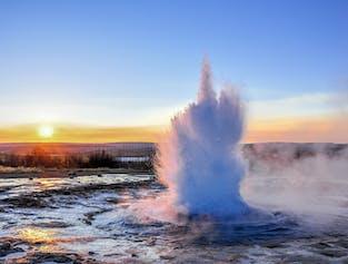 Golden Circle & Secret Lagoon | Taste of Iceland