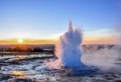 Golden Circle & Secret Lagoon | Taste of Iceland