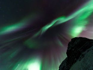 4-Day Northern Lights Hunting Tour in East Iceland