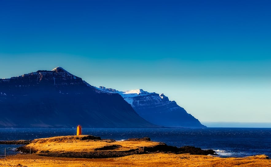 灯塔在冰岛有着源远流长的历史