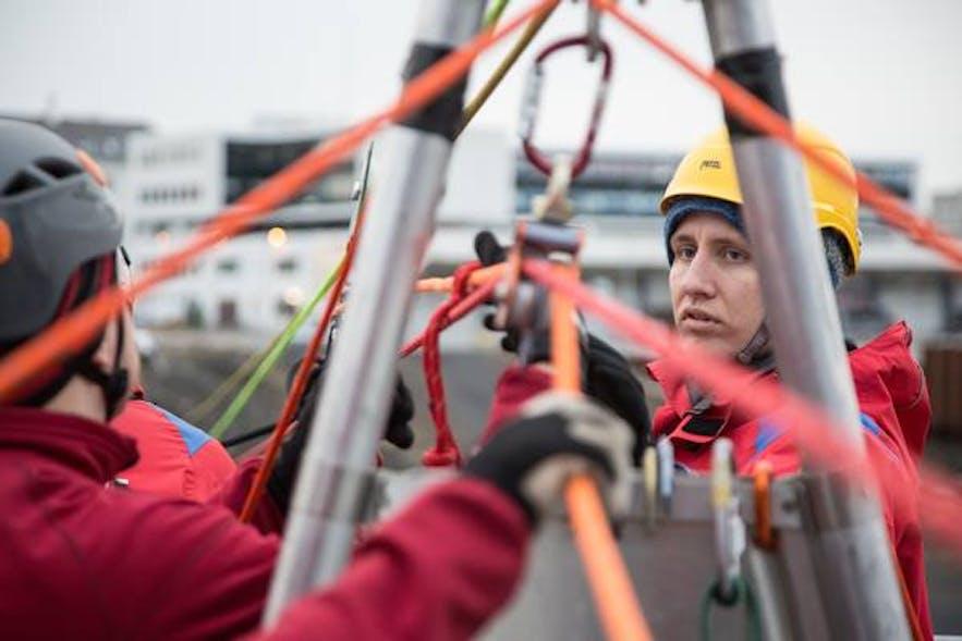 冰島義務搜救隊 ICESAR