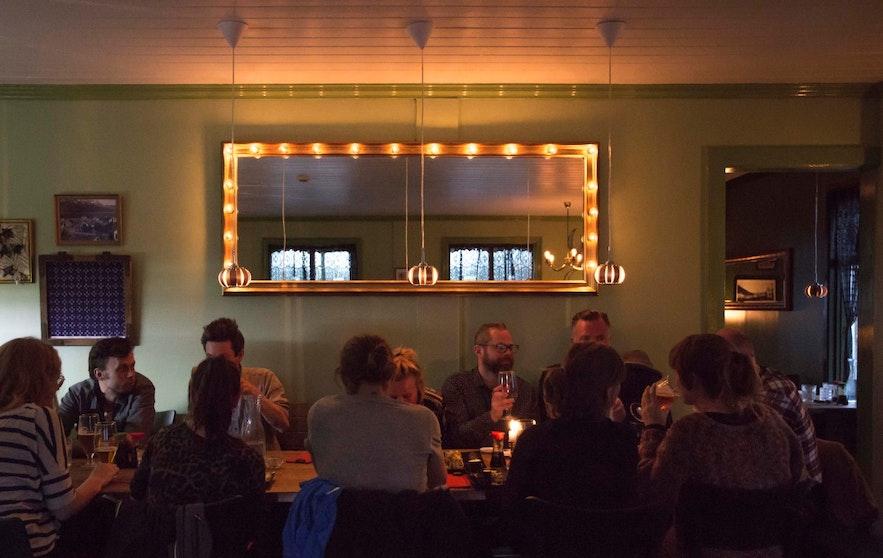 藏在冰岛东峡湾的日料餐厅