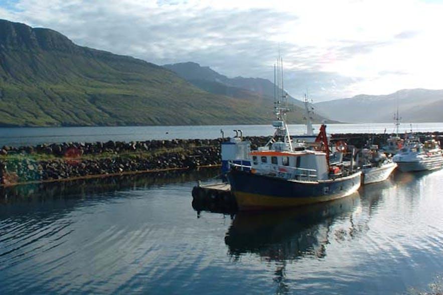 Mjóifjörður峡湾