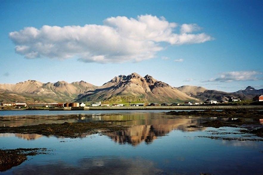 遥远的东博尔加峡湾(Borgarfjörður Eystri)
