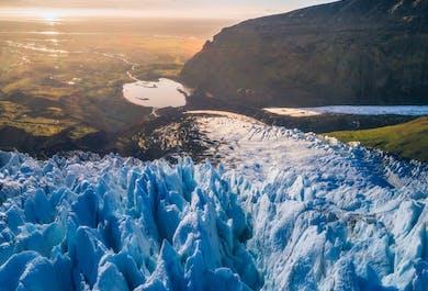 Tour estivo guidato di 6 giorni   Il meglio del Sud, dell'Est e del Nord dell'Islanda