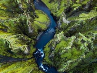 Circuit Tour d'Islande été 7 jours | Route circulaire et vol depuis Akureyri