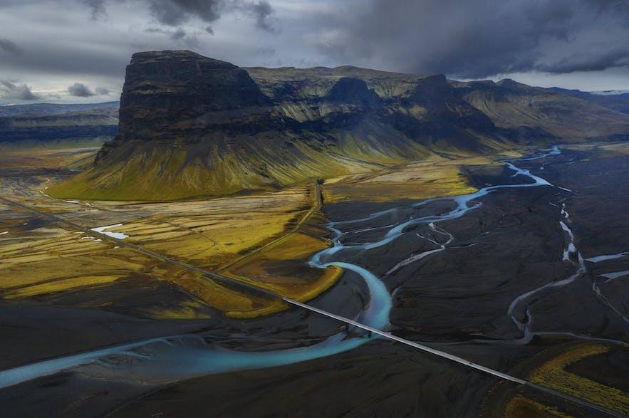 参加冰岛盛夏专享行摄旅行团,拍摄动人午夜阳光