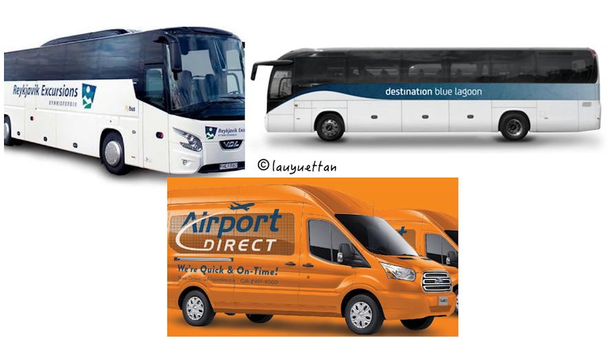 冰島旅遊巴士交通服務