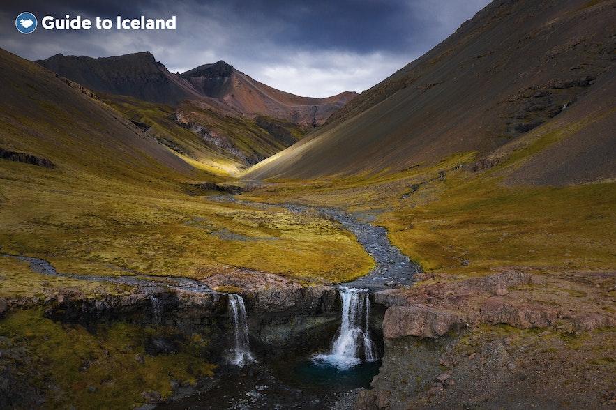 冰島當地的交通狀況