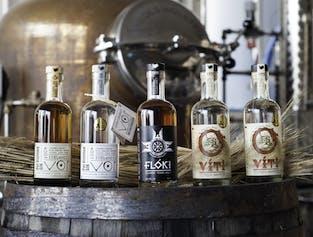 Eimverk Distillery Tour | Taste Icelandic Whiskey, Gin & Brennivin