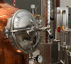 See how Icelandic whiskey is made with a tour of the Eimverk distillery.