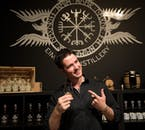 A fun and professional distiller will lead this tour.