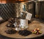 100% Icelandic ingredients are used to make Icelandic gin.