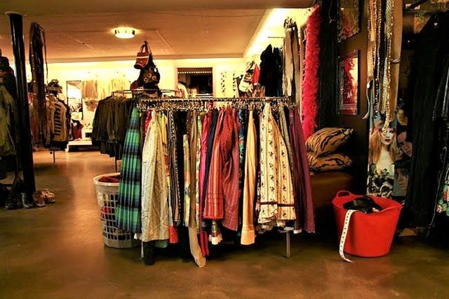 Spuutnik is Reykjavik's premiere vintage clothing store.