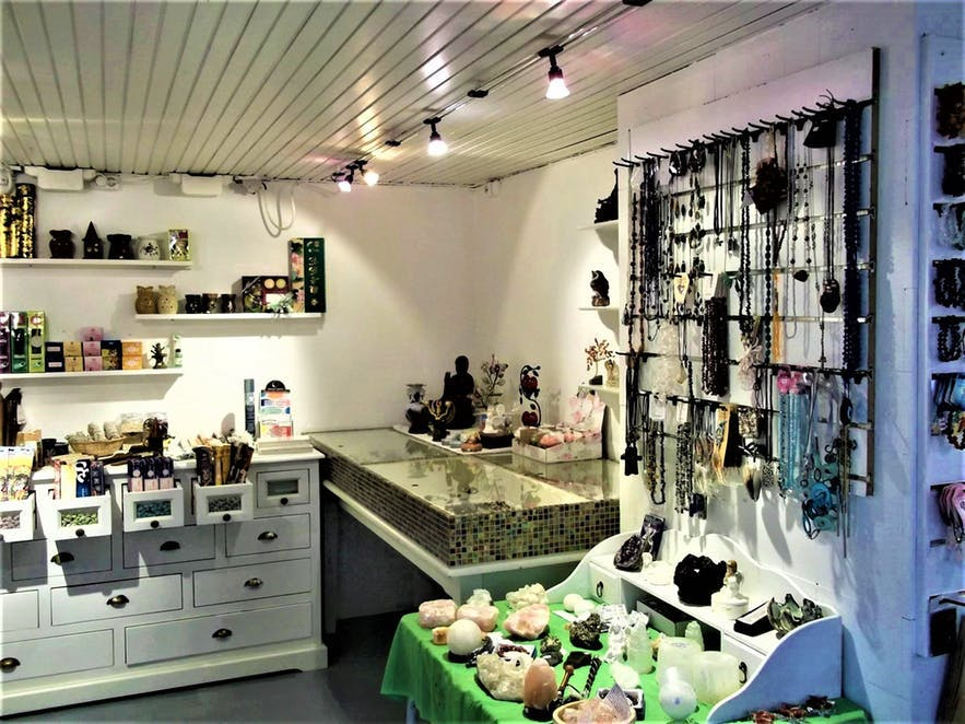 Gjarfi Jardar is a health and wellbeing shop in Reykjavik.