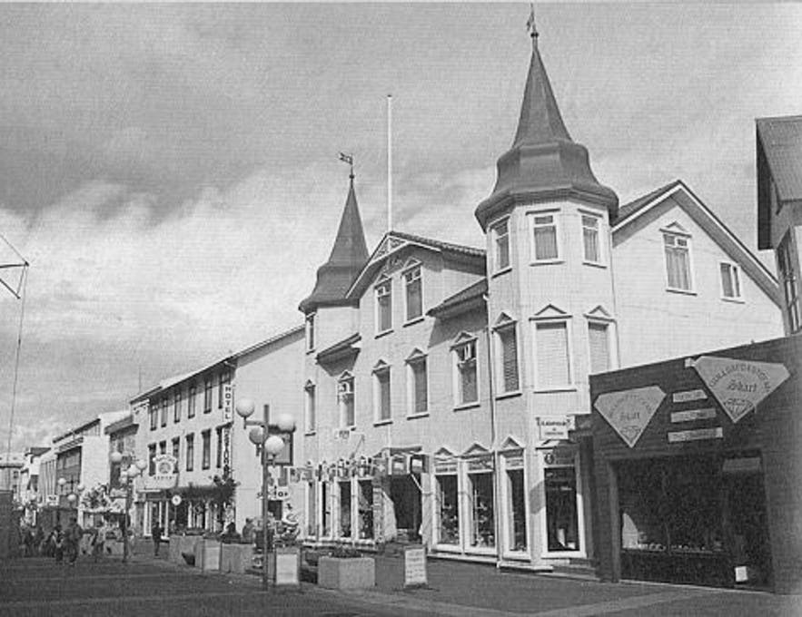 The Viking is a family chain that started in Akureyri.