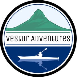 Vestur Adventures logo