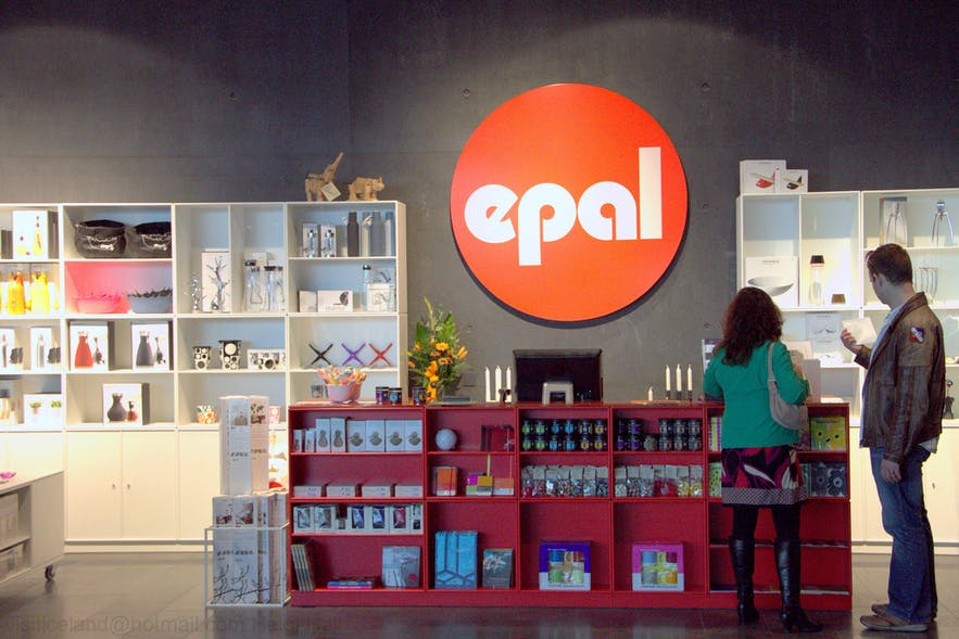Epal is another shop that celebrates Icelandic design.