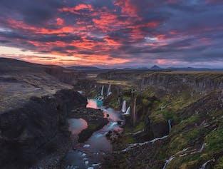 Extreme Iceland Highlands Photography Workshop
