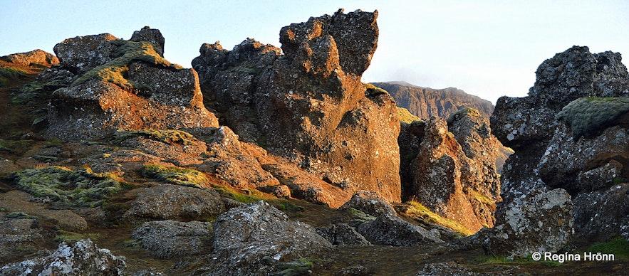 Mt. Dyrafjöll SW-Iceland
