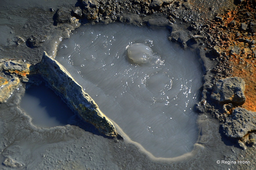 Köldulaugar geothermal area