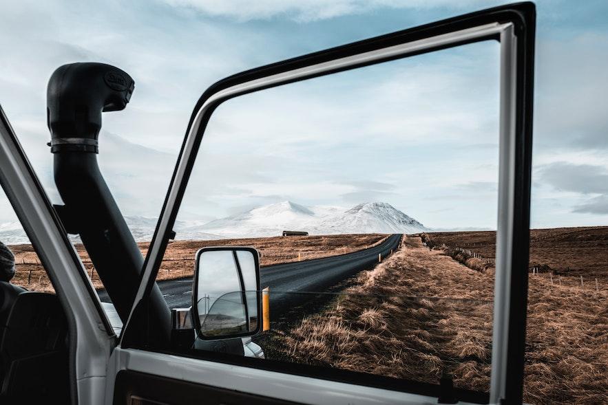 在冰島自駕遊安全高嗎