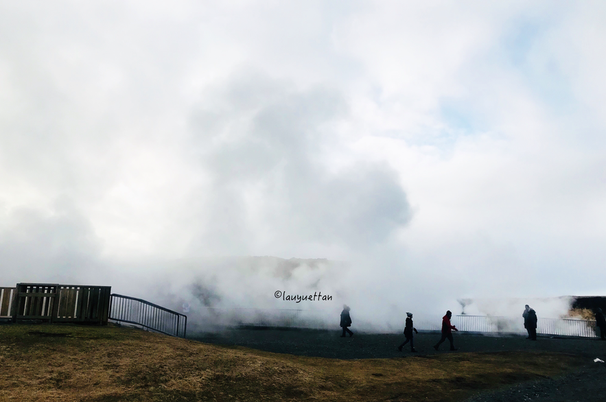 冰島西部Deildartunguhver溫泉Krauma正門